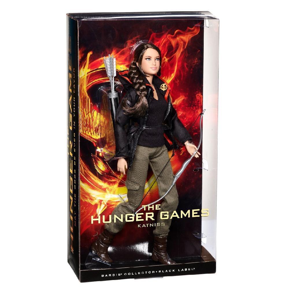 Barbie Collector Hunger Games Katniss Barbie Doll - Walmart.com
