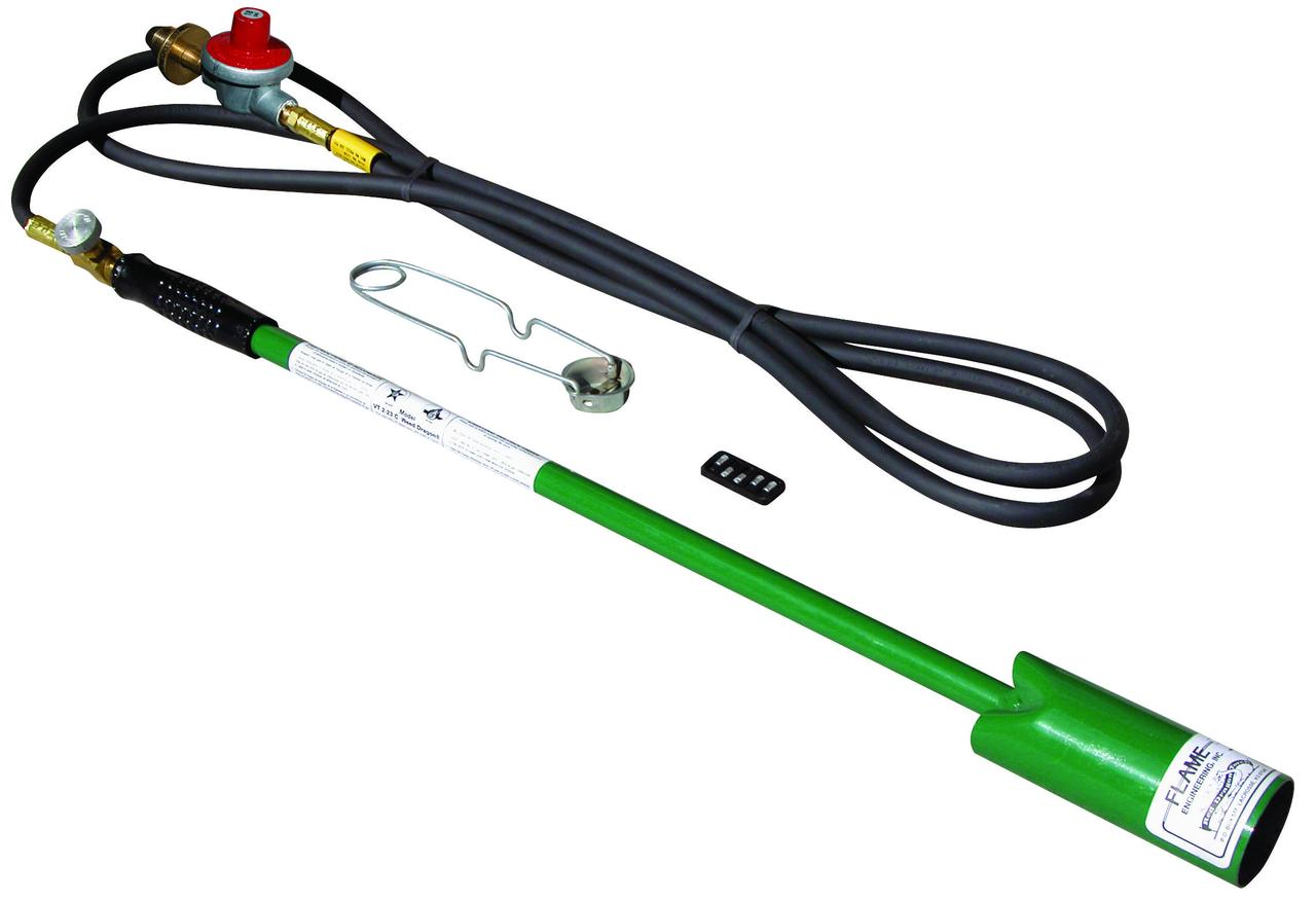 Flame Engineering Weed Dragon VT2-23C Torch Kit by Outdoor Torches