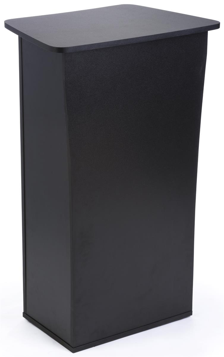 Portable Exhibition Cabinet : Displays go exhibition stand with locking cabinet enclosed