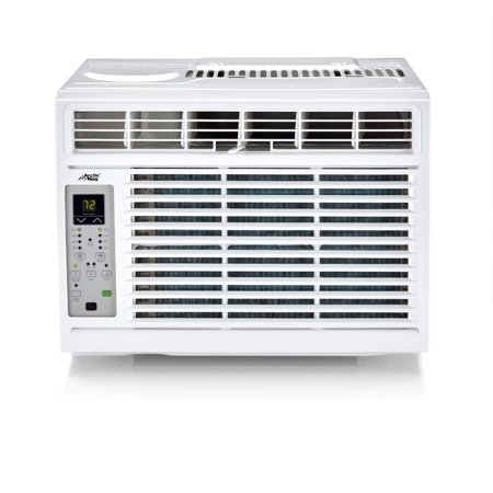 Arctic King 6k Remote Window A/C, WWK06CR91N, WHITE