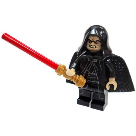 LEGO Star Wars Revenge of the Sith Emperor Palpatine Minifigure ()