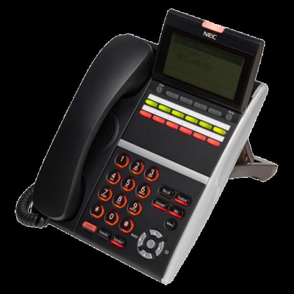 NEC Itz-12d-3 Ip Telephone Corded Phones 660002