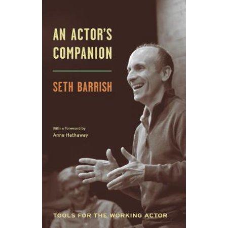 Companion Tool - An Actor's Companion (Paperback)