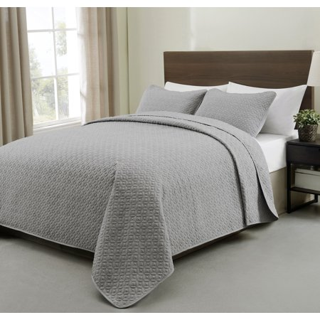 Allyson Bedspread 2Pc Quilted Bedspread Coverlet Set