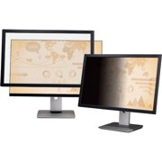 3M Framed Privacy Filter for 24 in Widescreen Monitor (PF240W9F)