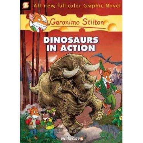 Geronimo Stilton 7: Dinosaurs in Action
