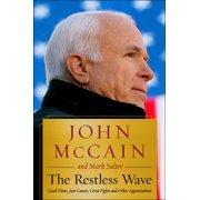 The Restless Wave (Hardcover)(Large Print)