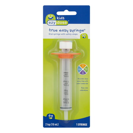 Acu-Life True Easy Syringe, 10ml