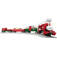 Lionel Trains Santa's Helper O Gauge Ready to Play LionChief Christmas Train Set