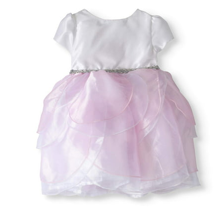 Petal Fairy Dress - Girls' Organza Petal Occasion Dress