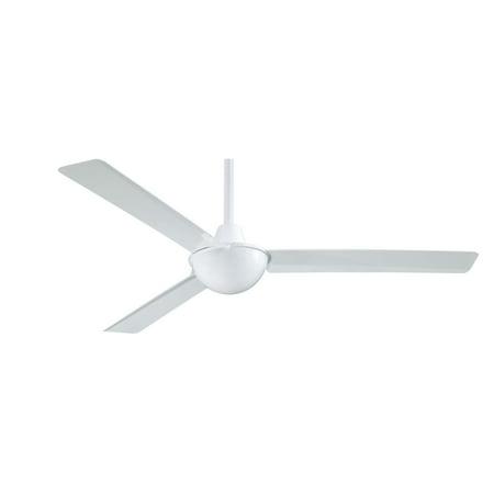 Minka Aire 52 in. Kewl Ceiling Fan Minka Aire Glass Fan
