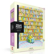 Shelved New Yorker 750 Piece Puzzle, 750 Piece Puzzles by New York Puzzle Compa
