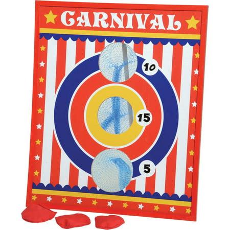 Carnival Bean Bag Toss Game - Carnaval Games