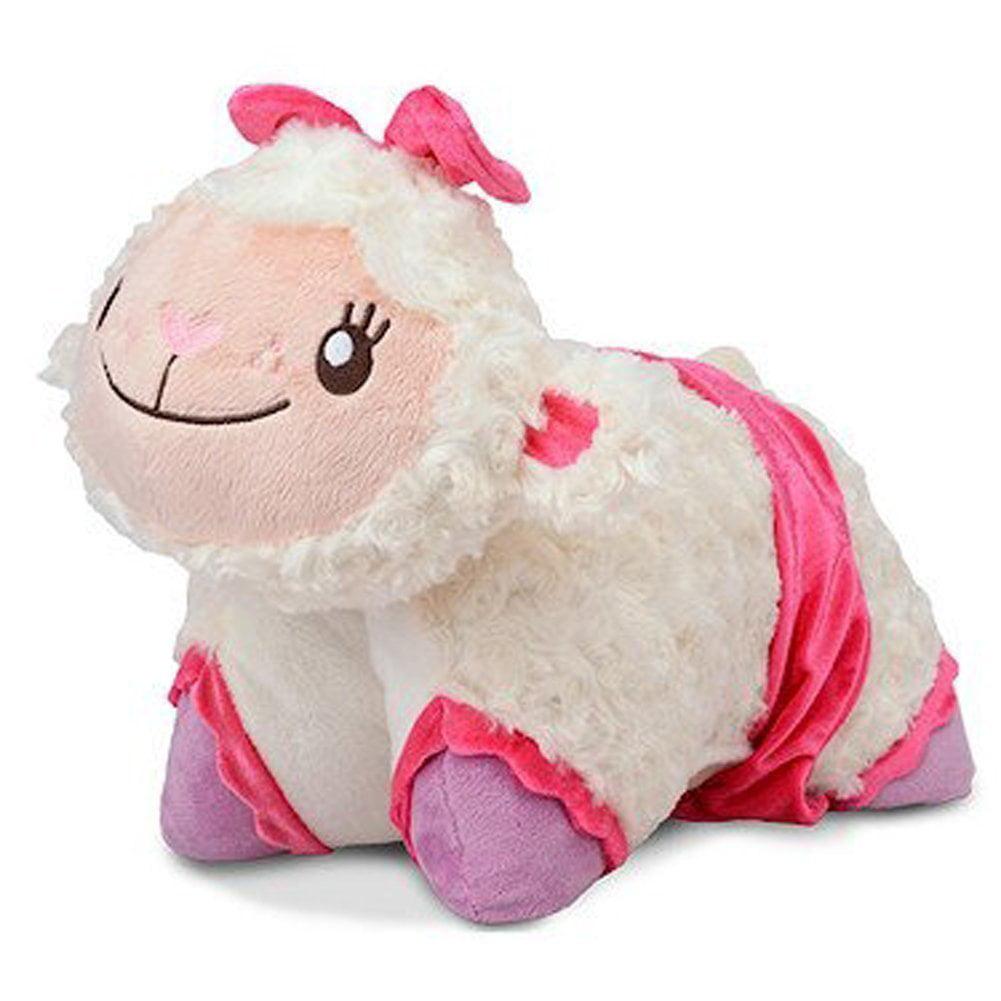 """Pillow Pets Disney Doc Mcstuffins Lambie 18"""" Pillow Pet"""