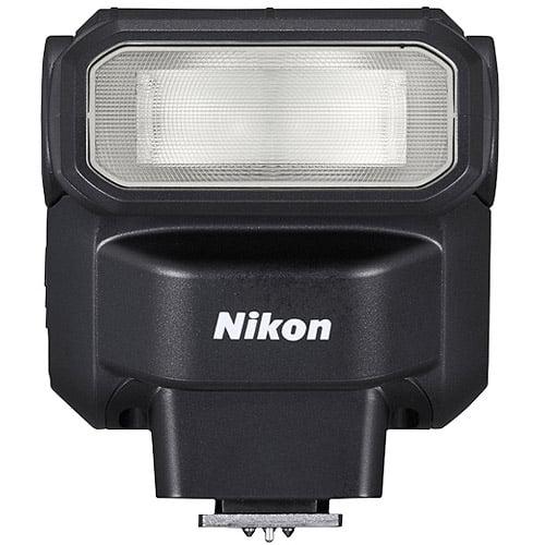 Iluminacion Para Camara SB300 Speedlight Flash Nikon COOLPIX de Nikon y las cámaras DSLR, negro + Nikon en Veo y Compro