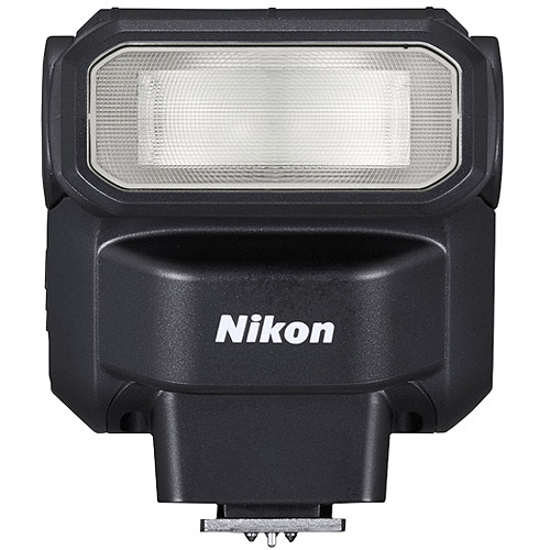 Nikon SB300 Speedlight Flash for Nikon COOLPIX and DSLR Cameras, Black