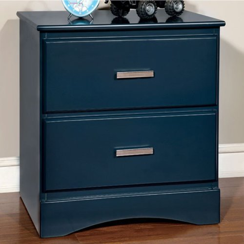 Zoomie Kids Haywards Heath 2 Drawer Nightstand