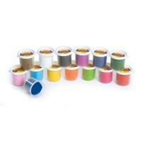 Colorations Best Value Dough - Set of 14 (Item # DOCOLORS)