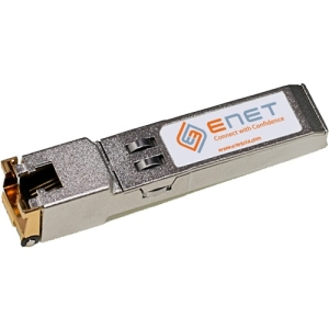 ENET Dell Compatible 310-7225 1000BASE-T SFP Copper 100m RJ45 Transceiver