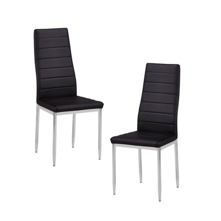Best Master Furniture's Trina Modern Living Side Chairs ( Set of 2