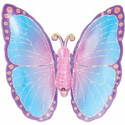 Prismatic Butterfly Shaped Balloon