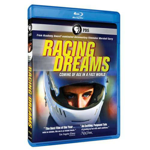 POV: Racing Dreams - Coming Of Age In A Fast World (Blu-ray)