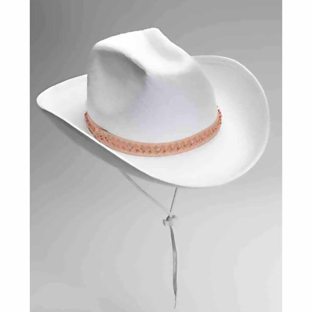 Felt Cowboy Hat Adult Halloween Costume Accessory