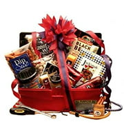 Mr. Fix It's Gourmet Gift Basket for Dad -Great Birthday Gift Idea for Men
