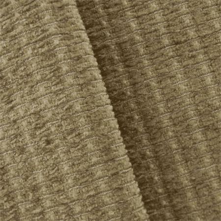 Chenille Upholstery - Toast Beige Valdese Redeem Chenille Upholstery Fabric, Fabric By the Yard