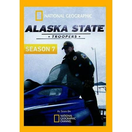 Alaska State Troopers: Season 7 (DVD)