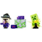Mattel Minecraft Mini 3-pk Asrt