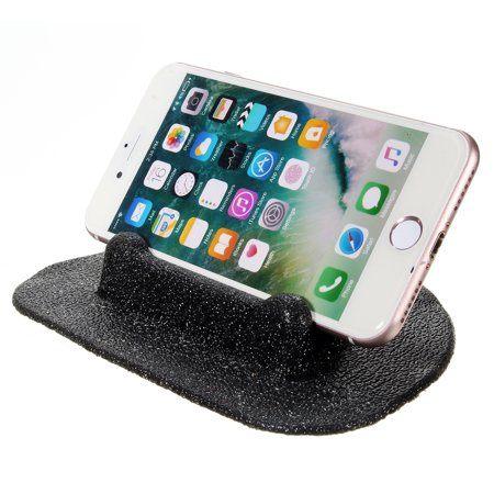 Universal Car Dashboard Mount Smart Phone Holder Anti Non Slip Car Accessories Sticky Pad Mat For Mobile Cell Phone GPS ()