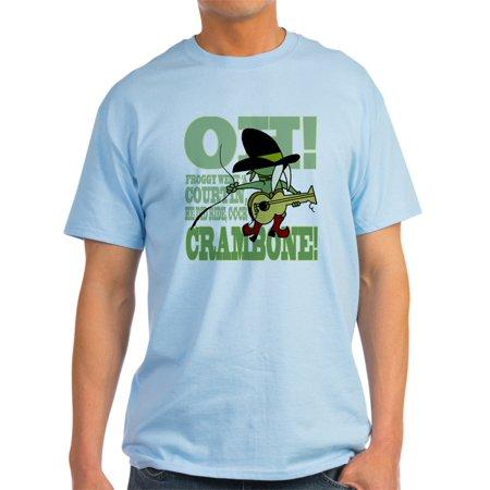 Cafepress Crambone Pecos Light T Shirt Cp Walmart Com