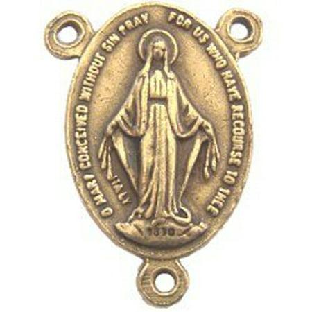 Grace Center (Sacred Heart - Our Lady of Grace Center - Bronze (2)