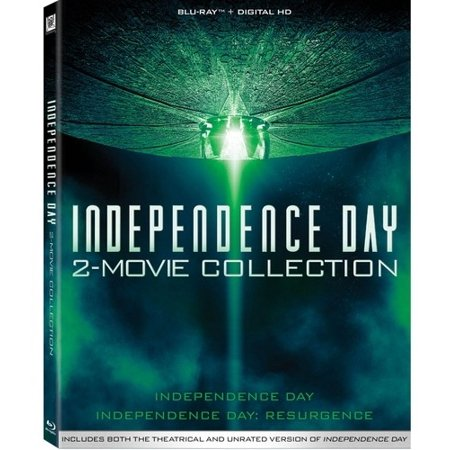 Independence Day: 2-Movie Collection (Blu-ray) - Halloween 4 Movie Script
