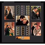 Trend Setters G1 With The Wind Montage FilmCell Presentation Framed Memorabilia