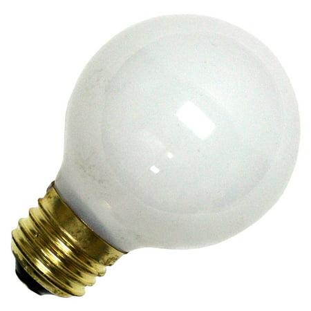 Westinghouse 03827 - 25G191/2/W G19 5 Decor Globe Light (G19 Globe)