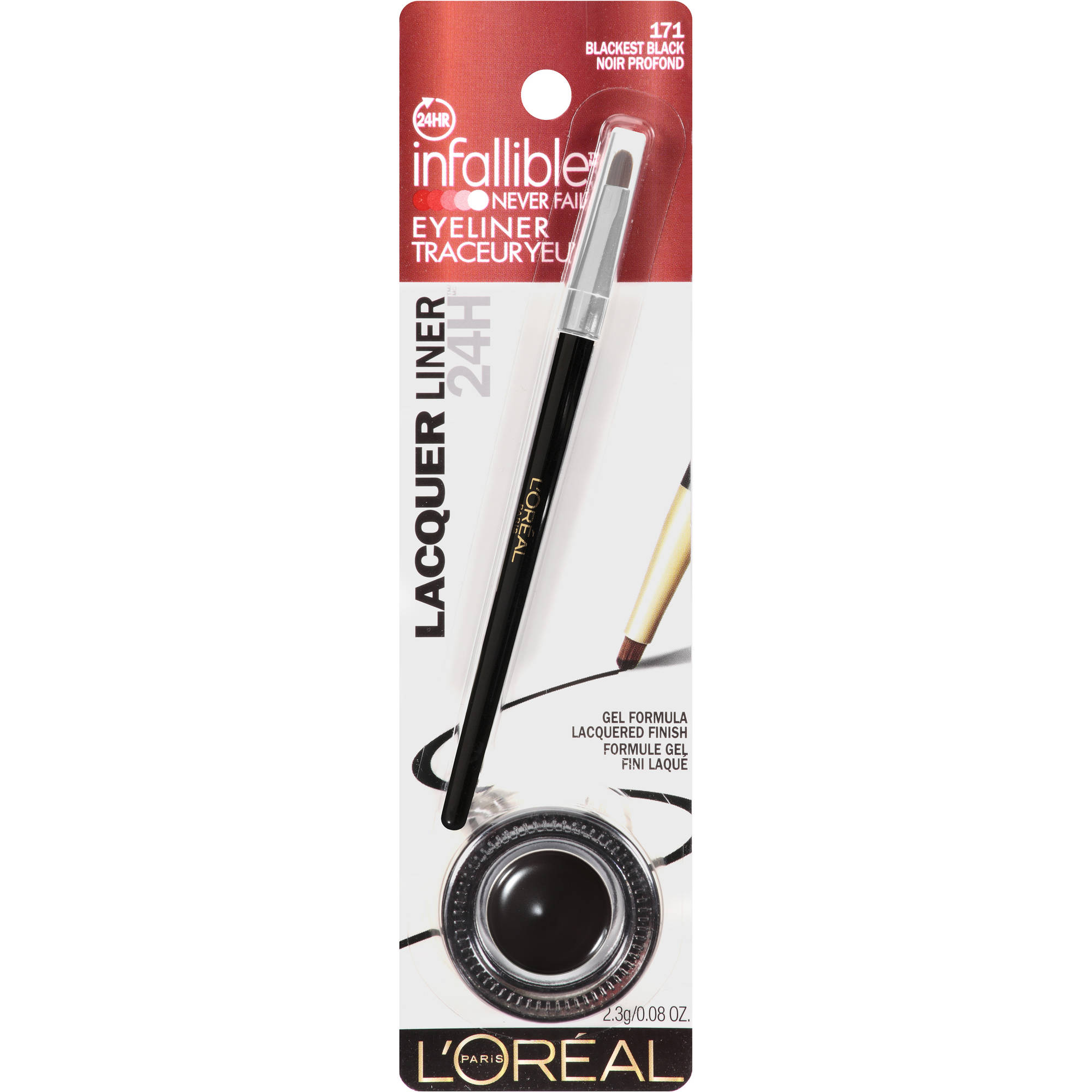 L'Oreal Paris Infallible Lacquer Liner 24H Eyeliner