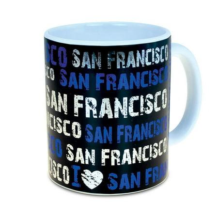 CoTa Global Ceramic ?I Love San Francisco