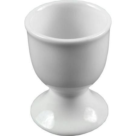 Porcelain Egg Cup Set - Fox Run Set Of 2 White Porcelain Egg Cups Serve Soft Medium Hard Dishwasher Safe