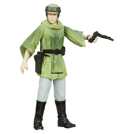 Star Wars Saga Legends Princess Leia (Endor) Figure - Princess Leia Endor