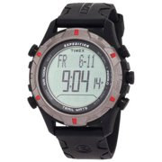 Men's Expedition Trail Mate Watch, Black Strap