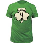 Impact Originals Manufacturer Design Drunk 4 Adult Fitted Jersey T-Shirt Tee