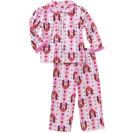 1f47c6e6d Dora the Explorer - Baby Toddler Girls  Character Button Down Pajama ...