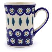 Polmedia 8 oz Polish Pottery Coffee Mug
