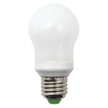 LED Marquee Bulb, 125lm, 2.5W, Frostd White MAXLED