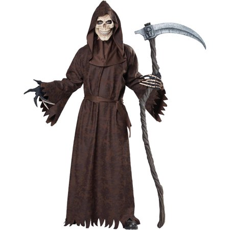 Ancient Reaper Men's Adult Halloween Costume (Ancient Druids Halloween)