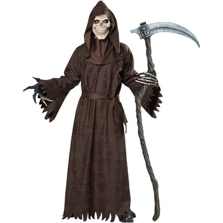 Ancient Reaper Men's Adult Halloween Costume (Ancient Celtic Festival Halloween)