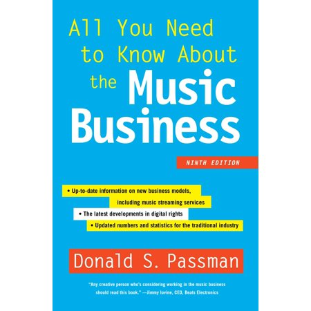 All You Need to Know About the Music Business : Ninth (9th Edition 2 Player Starter)