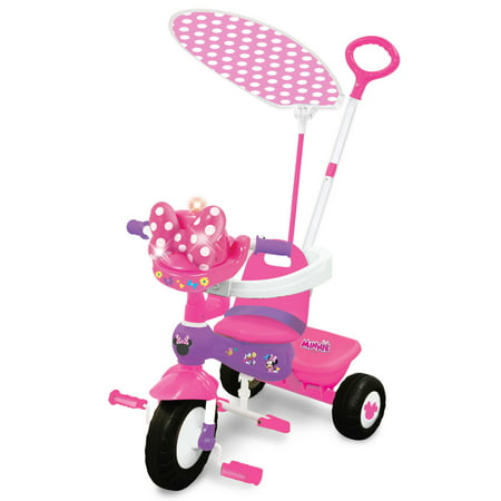 Disney Minnie Deluxe Trike with Lights & Sounds